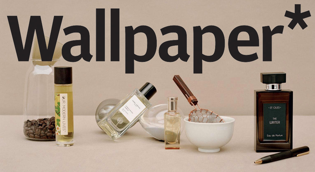 WALLPAPER: SCENTS WITH BENEFITS