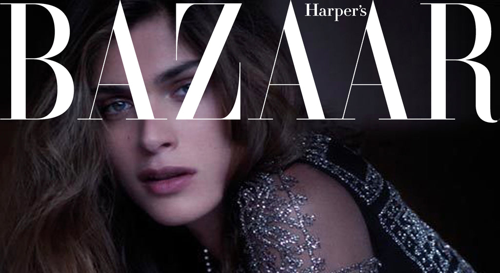 HARPERS BAZAAR: 'HOW HAVE WE CREATED THIS CULTURE OF CONSUMERISM?' ELISA SEDNAOUI