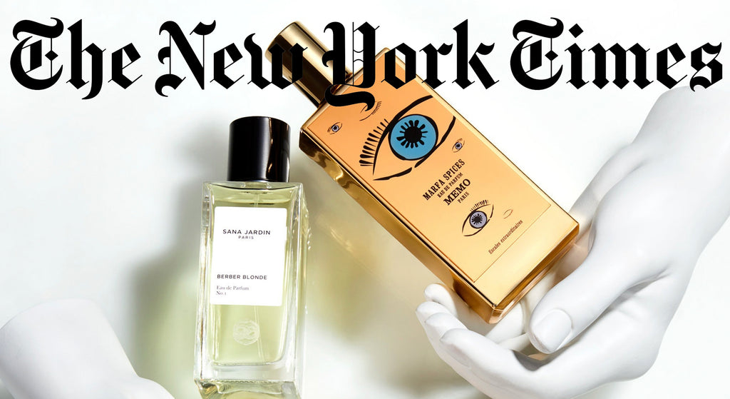 NEW YORK TIMES: ORANGE BLOSSOM PERFUMES TO REMIND YOU OF SUMMER