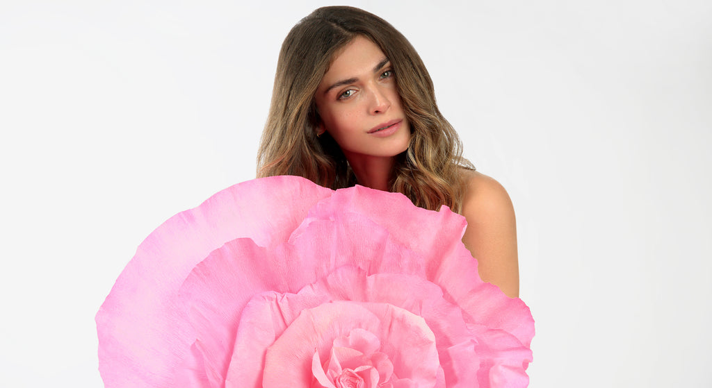 FLOWER REVOLUTIONARIES: ELISA SEDNAOUI