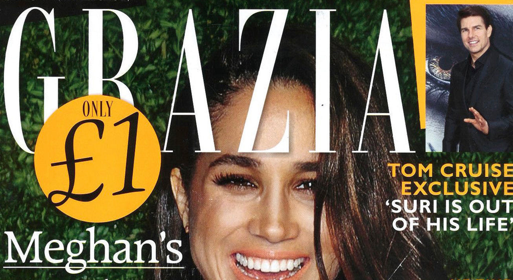 GRAZIA:THE GLOSSARY
