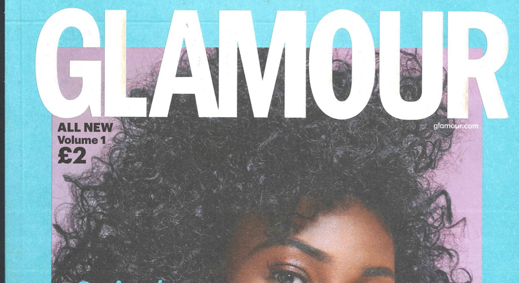 GLAMOUR: VEGAN BEAUTY GOES VIRAL