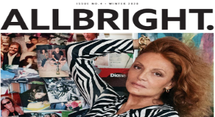 ALLBRIGHT : ISSUE NO 4. WINTER 2020