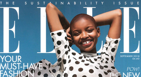 ELLE: BEYOND THE ORGANIC