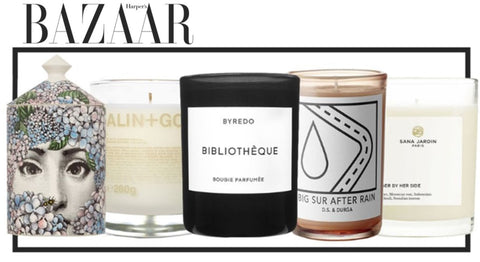 HARPER'S BAZAAR : The best luxury scented candles For Mother's Day and beyond