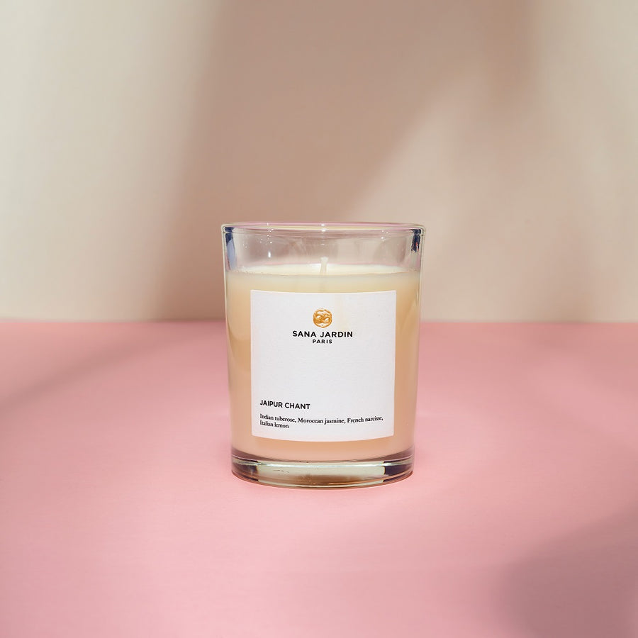 Jaipur Chant Scented Candle