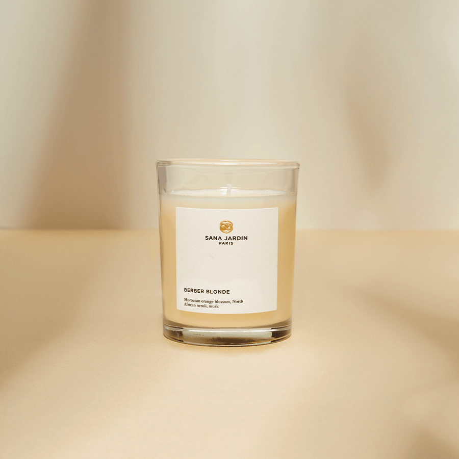 Berber Blonde Scented Candle