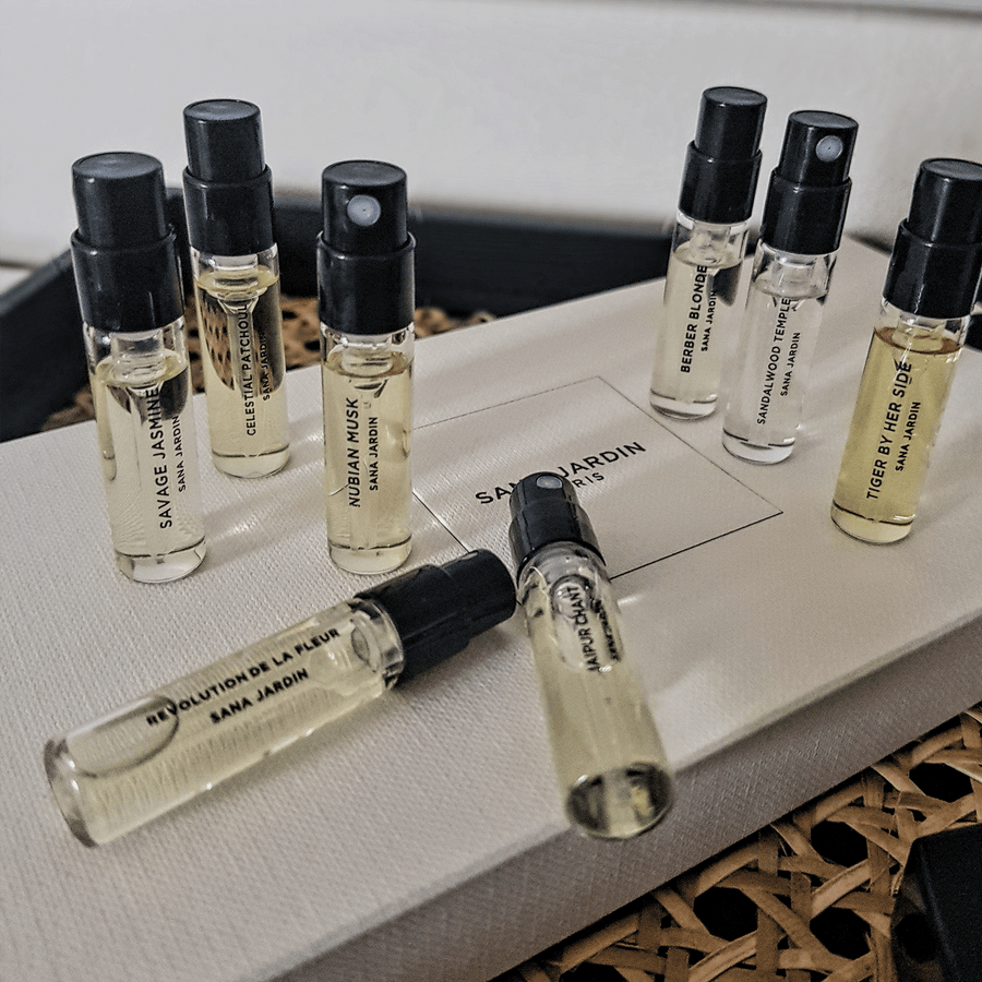 Fragrance Discovery Consultation