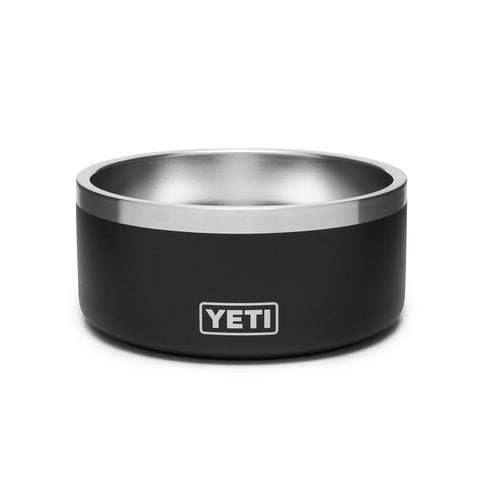 YETI Boomer 4 Stainless Steel, Non-Slip Dog Bowl, Black