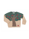 Apple tree sweater - Morado
