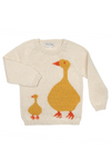 Duck Sweater - Morado