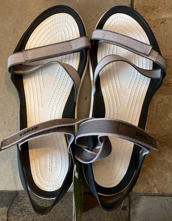 Swiftwater Webbing Sandal with Pearl White - SIZE 10
