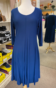 Creations Navy Dress