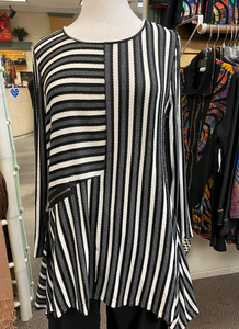 Dorman Striped Tunic
