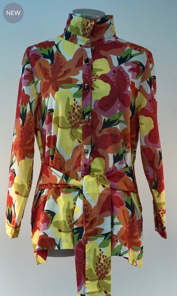 CL7-1120 – C / Tie Shirt Flower