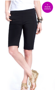 Slimsation Walking Short - BLACK