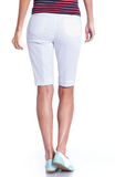 Slimsation Walking Short - WHITE