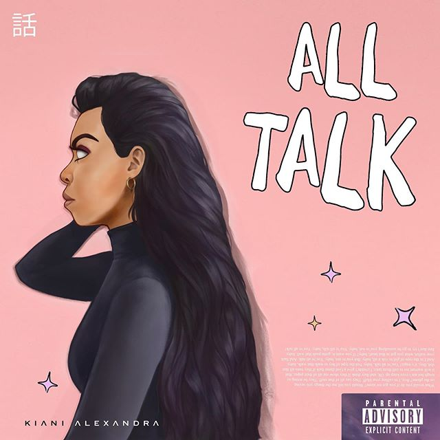 Kiani Alexandra - All Talk