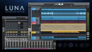 NAMM 2020: Universal Audio Announces LUNA, free DAW for Apollo Interface