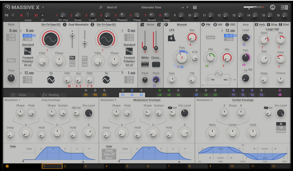 Review: Massive X by Native Instruments