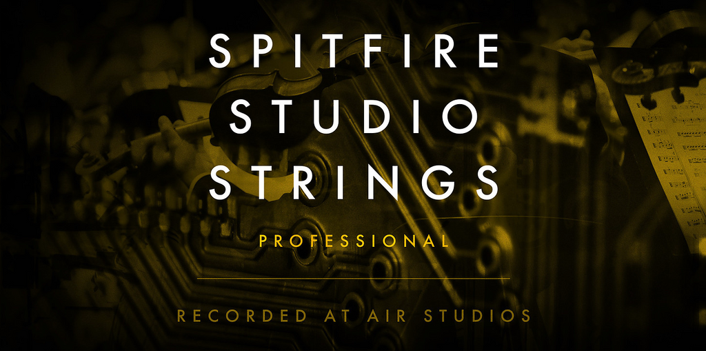 Spitfire Studio Strings Review