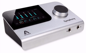 NAMM 2020: Apogee announces Symphony Desktop, a 10-in/14-out desktop audio interface with DSP-powered plugins