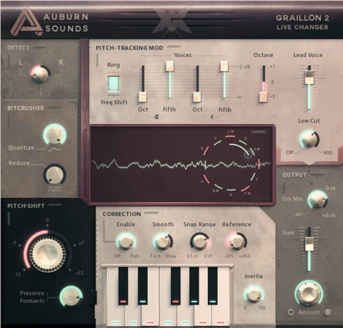 Graillon 2 Free Autotune Plugin