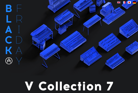 Arturia V Collection Black Friday