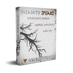 Insanity Speaks - Terrifying Spoken Words and Soundscapes