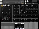 GS-2018 - Kontakt Synth Library