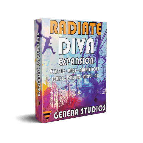 Radiate - Diva Expansion