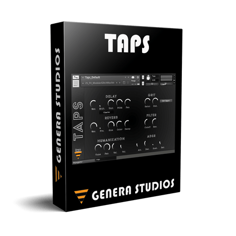 Taps - Kontakt Guitar Library
