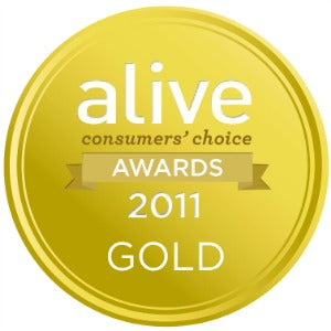Alive Awards - Gold 2011