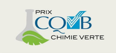 Prix innovation chimie verte CQVB