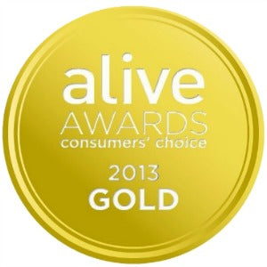 Alive Awards - Gold 2013