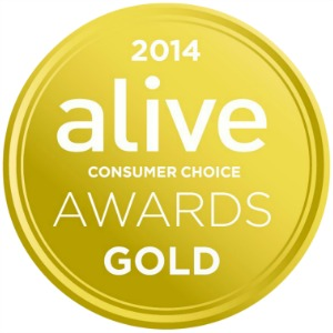 Alive Awards - Gold 2014