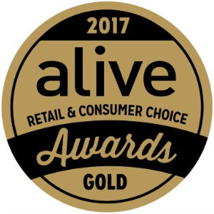 2017 Alive Award Gold