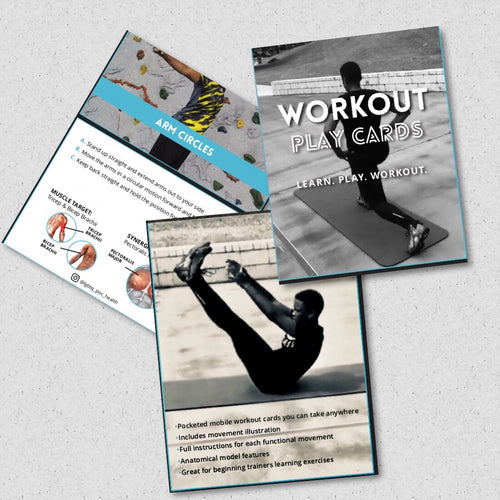 Printable Workout Cards