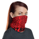 RED NECK GAITER (FASK MASK)