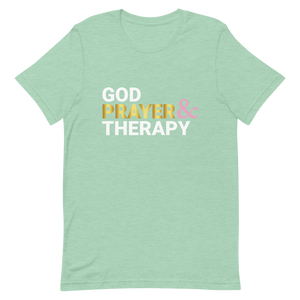GOD, PRAYER, & THERAPY