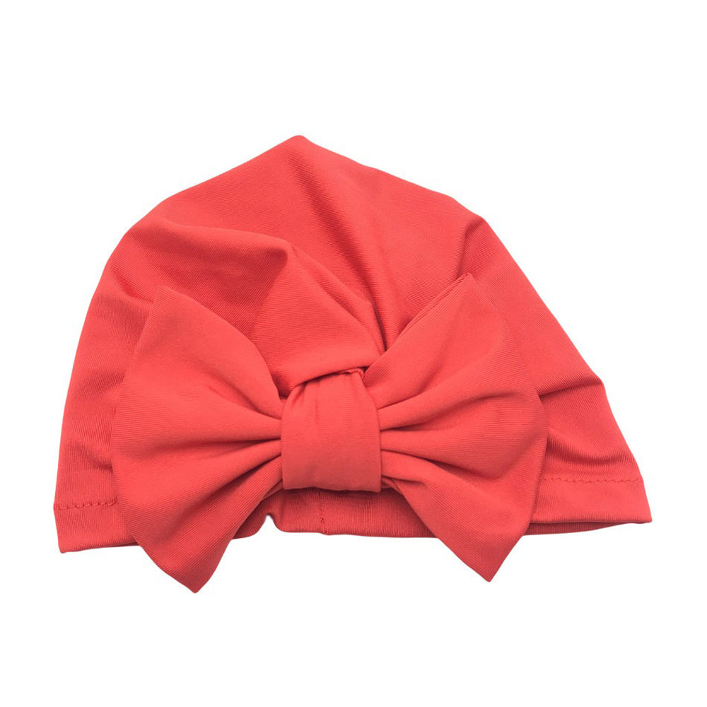 Baby Softie Turban — Red