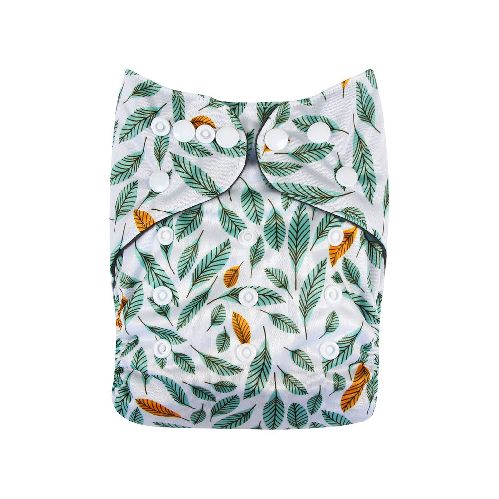 Modern Reusable Cloth Nappy — Whisper Willow