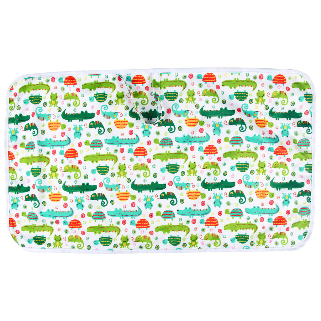 Portable Waterproof Baby Change Mat — Crocs Alive