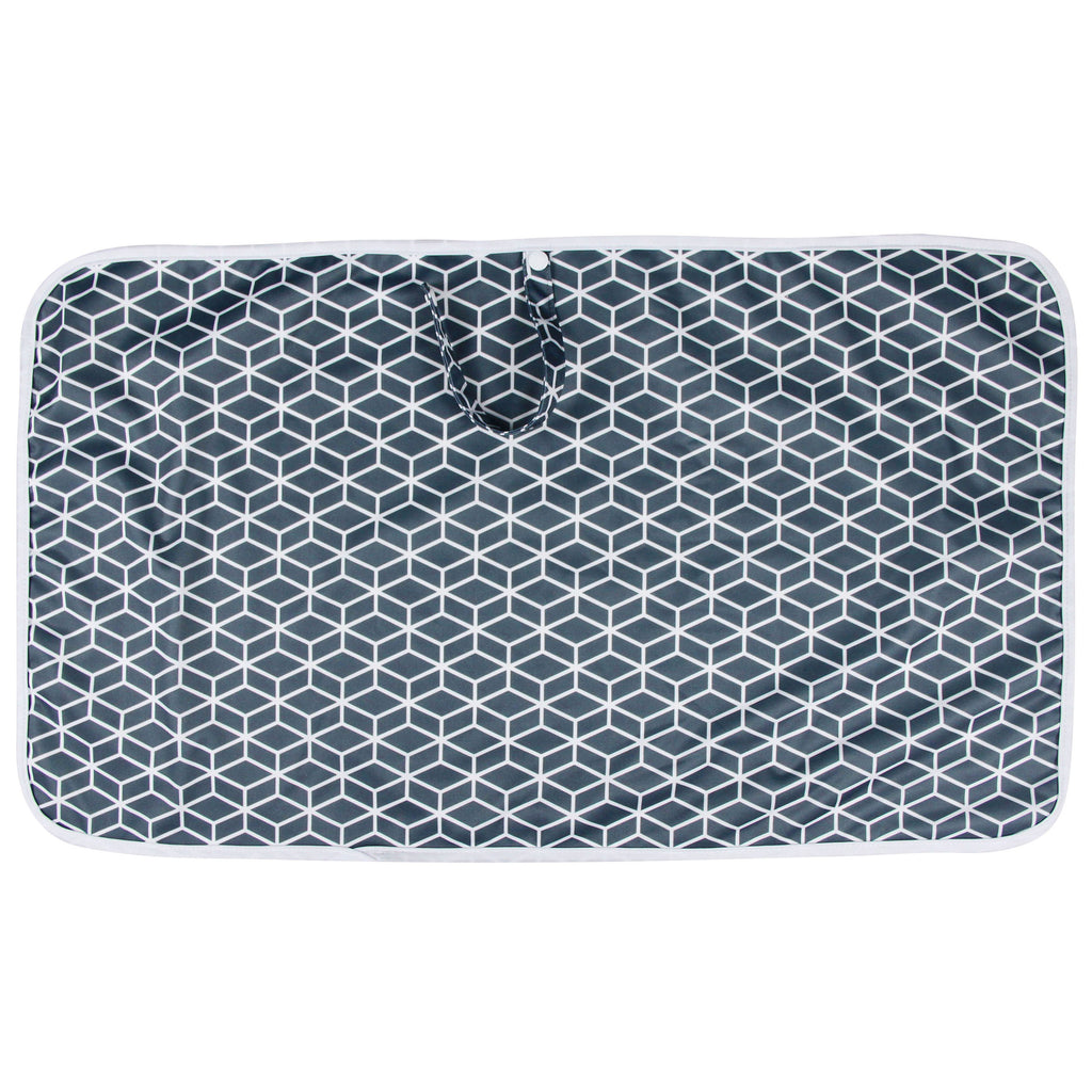 Portable Waterproof Baby Change Mat — Geometric