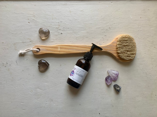 Dry Brushing for Health Benefits