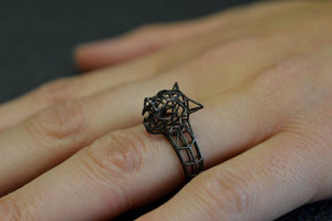 Sumatran Tiger ring
