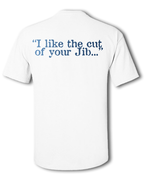 Cut of Your Jib Unisex T-Shirt