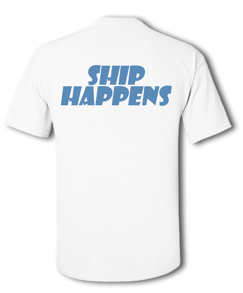 Ship Happens Unisex T-Shirt