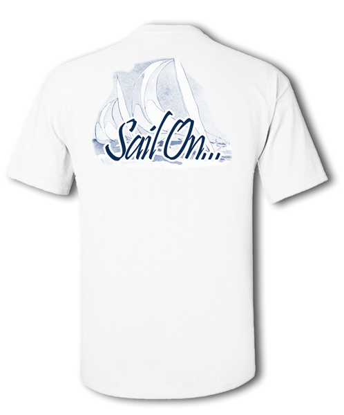 Sail On Unisex T-Shirt