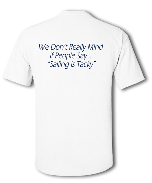 Sailing Tacky Unisex T-Shirt